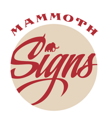 Mammoth Hand-crafted Signs & Awnings