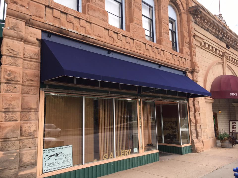 Awnings in the Black Hills