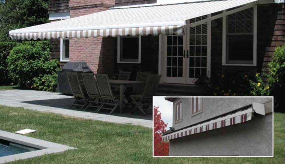 Looking for Patio awnings and deck awnings in Rapid City?