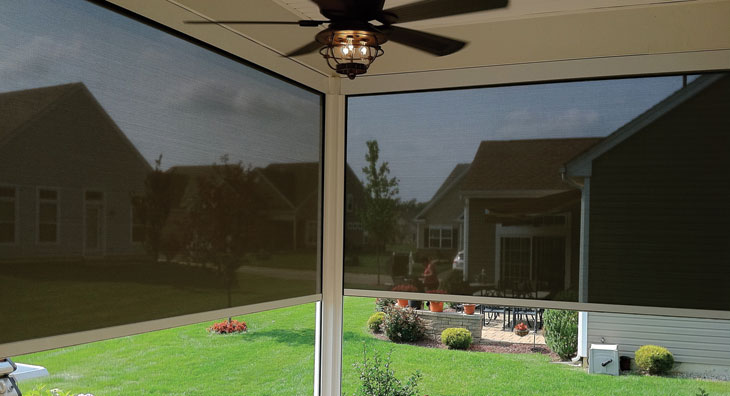 Extrior Patio Shade