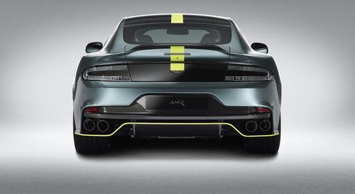 Aston Martin Rapide AMR — Julian Calverley Photographer