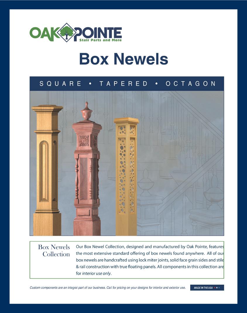 Box Newels