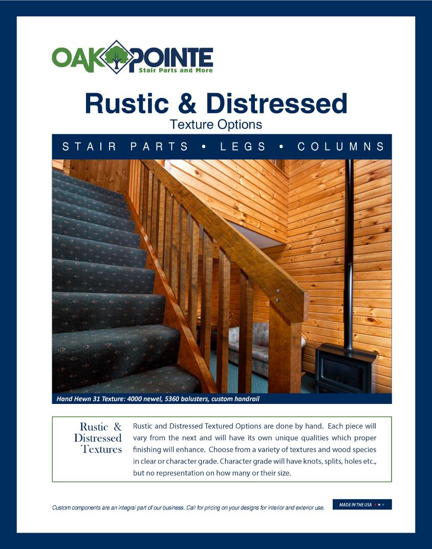 Rustic & Distressed
