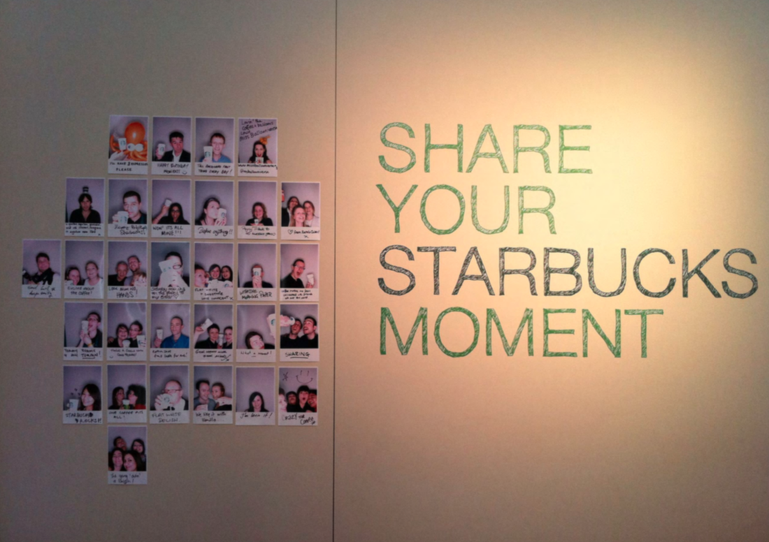 Starbucks Coffee Festival — Ed Copywriter
