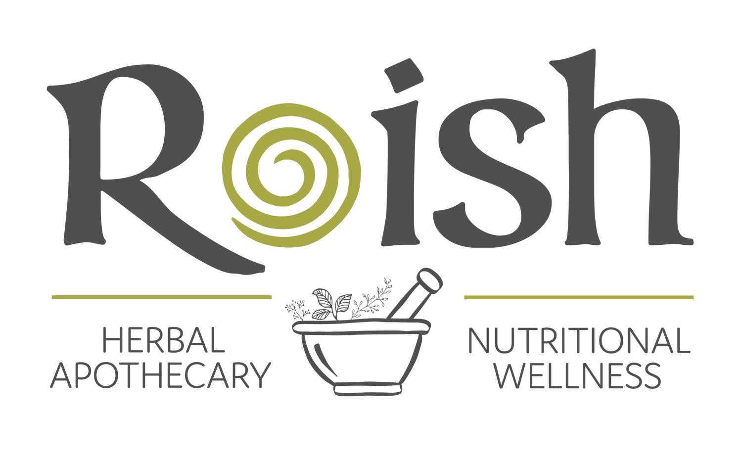 ROISH Herbal Apothecary & Nutritional Wellness