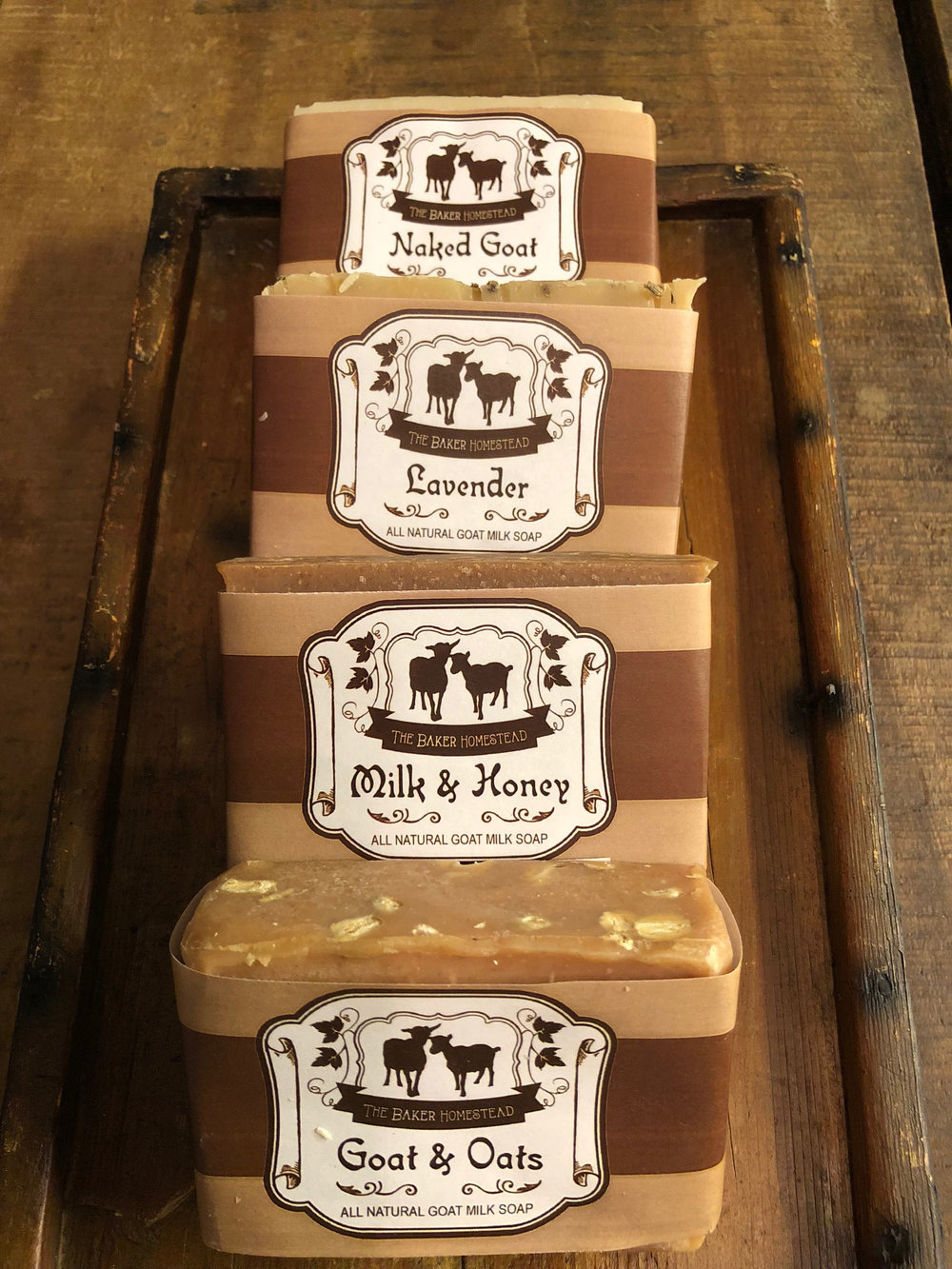 Soap made with raw goat milk can truly benefit your skin's health. Goat milk soap is wonderful for people with dry or sensitive skin.   - Regardless of whether your skin is healthy or not, it will certainly benefit from using a handmade soap, made with raw goat milk fresh from the farm.