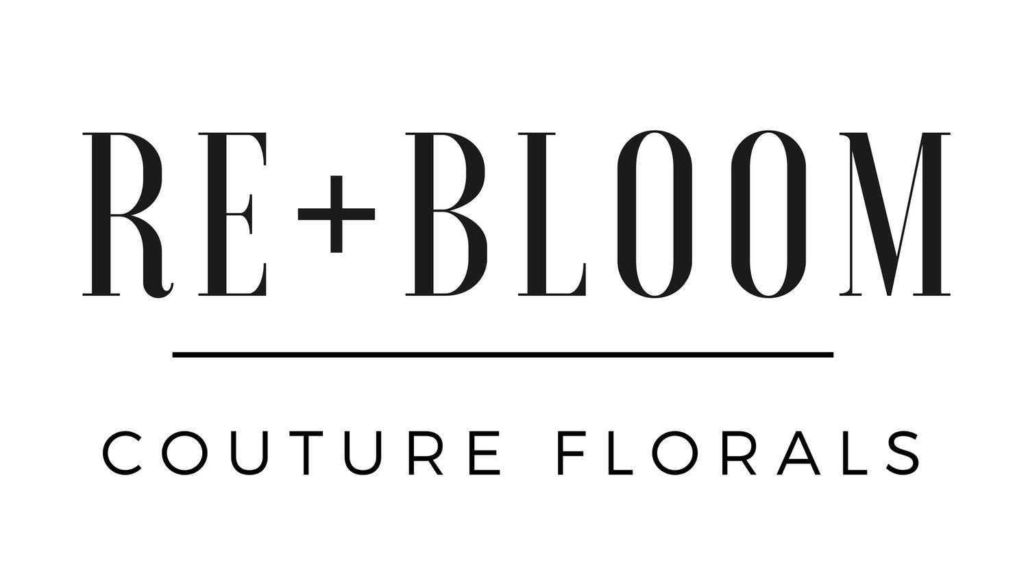 Re+Bloom Couture Florals