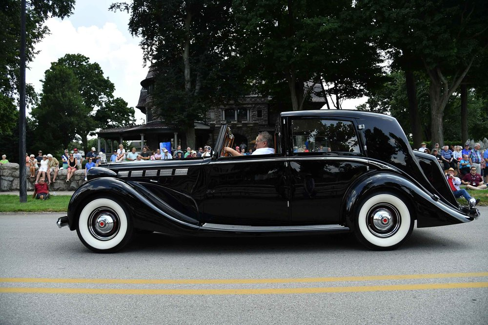 Colonel Jesse Vincent Award: Most Elegant Packard