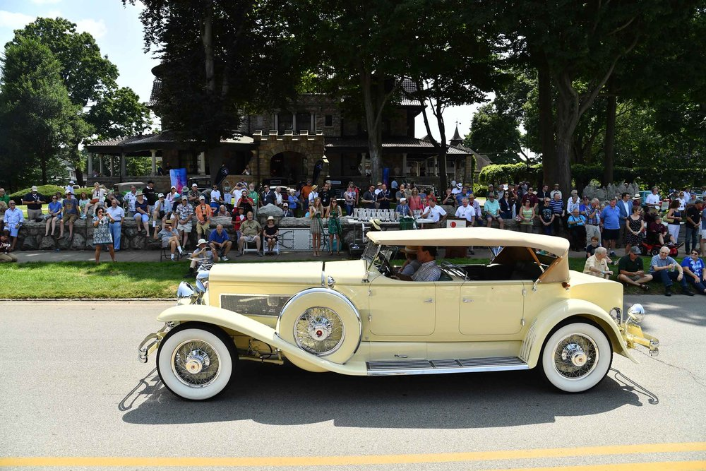 Elegance and Speed: Auburn, Cord, & Duesenberg