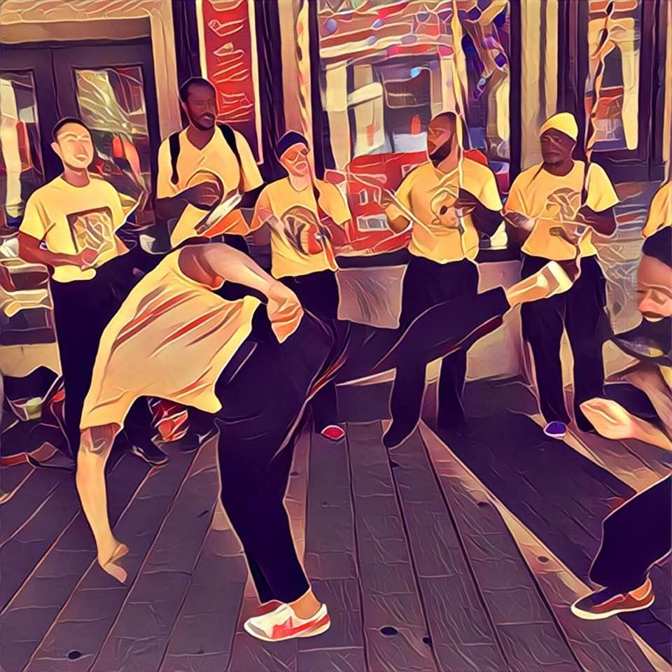 Capoeira - 6:30-8:30pmLed by Fundação Internacional de Capoeira AngolaFICA Studio $10/Class$90/MonthIG: FICADCFB: www.facebook.com/FICADC/