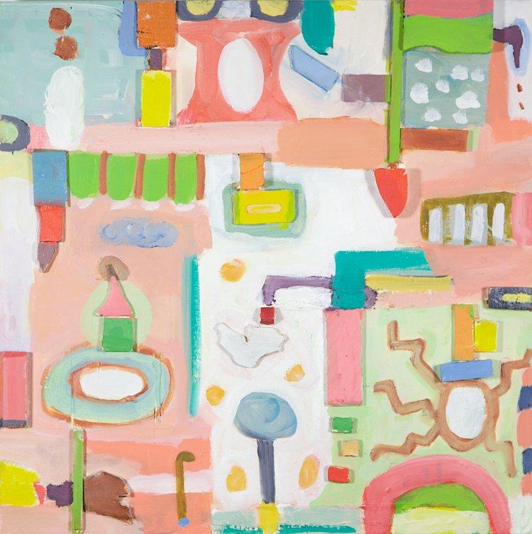 Flow, 2017 - See Paintings >