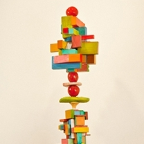 Assemblage - See Sculptures >