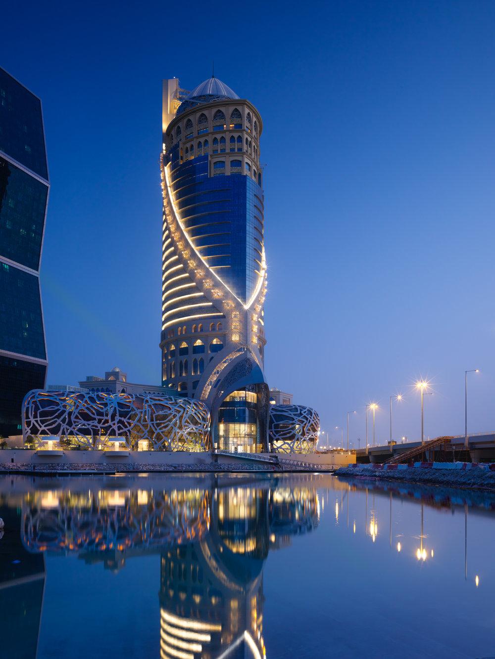 Mondrian Doha & Mondrian Hotels