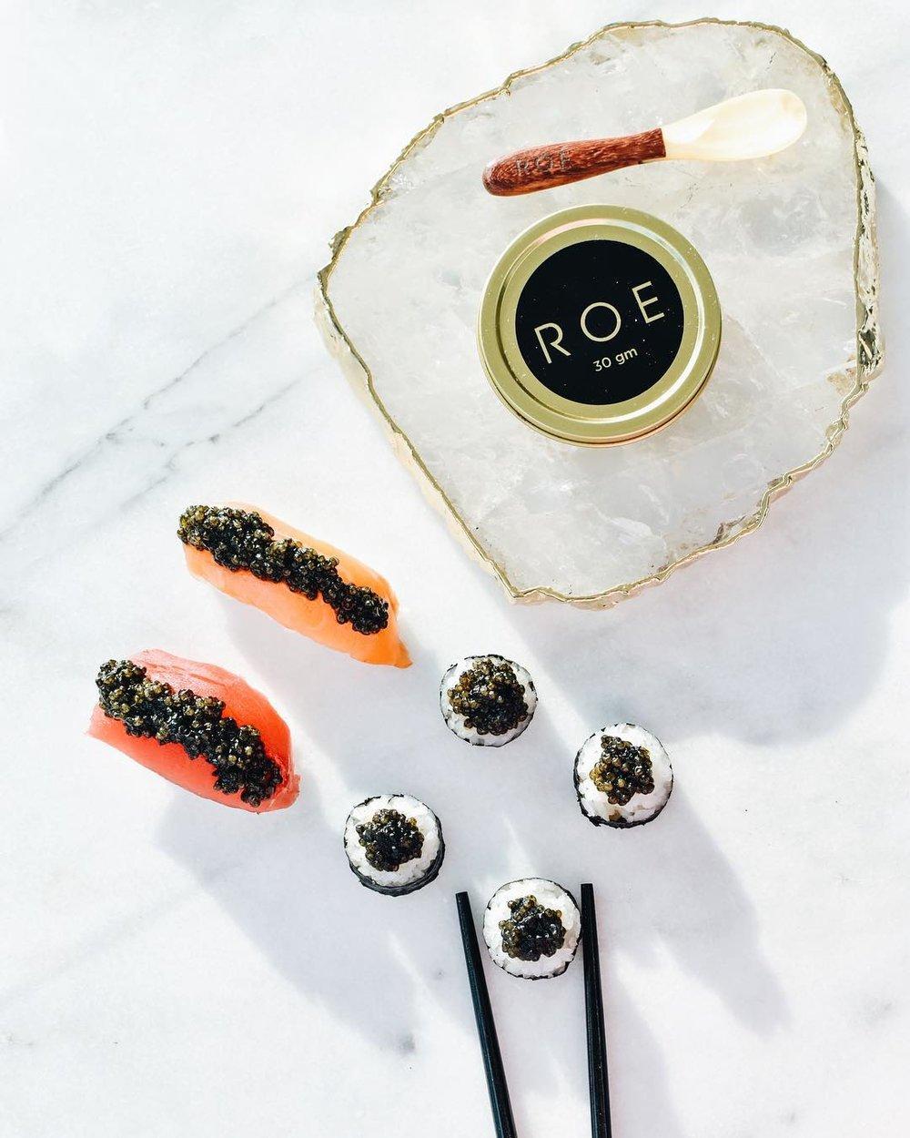 ROE Caviar - Los Angeles