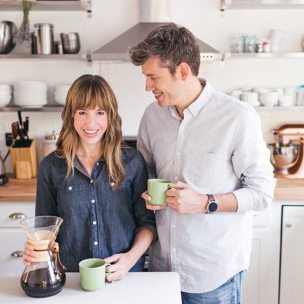 Sonja and Alex Overhiser, A Couple Cooks, Podcast Hosts and Cookbook Authors, Episode 10