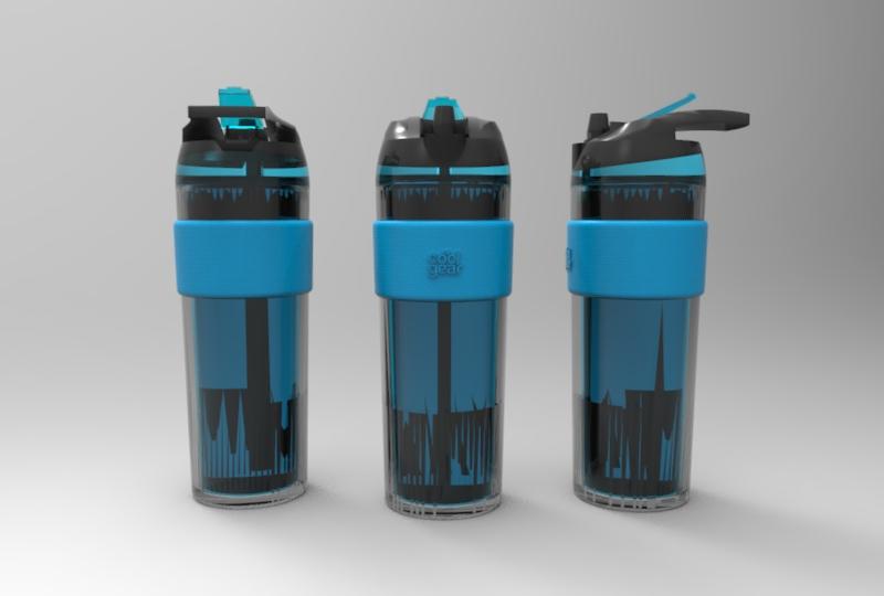 Cool Gear Water Bottle
