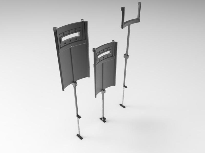 Ballistic Shield Concept