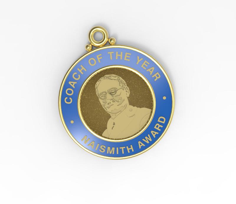 Medal - Top View