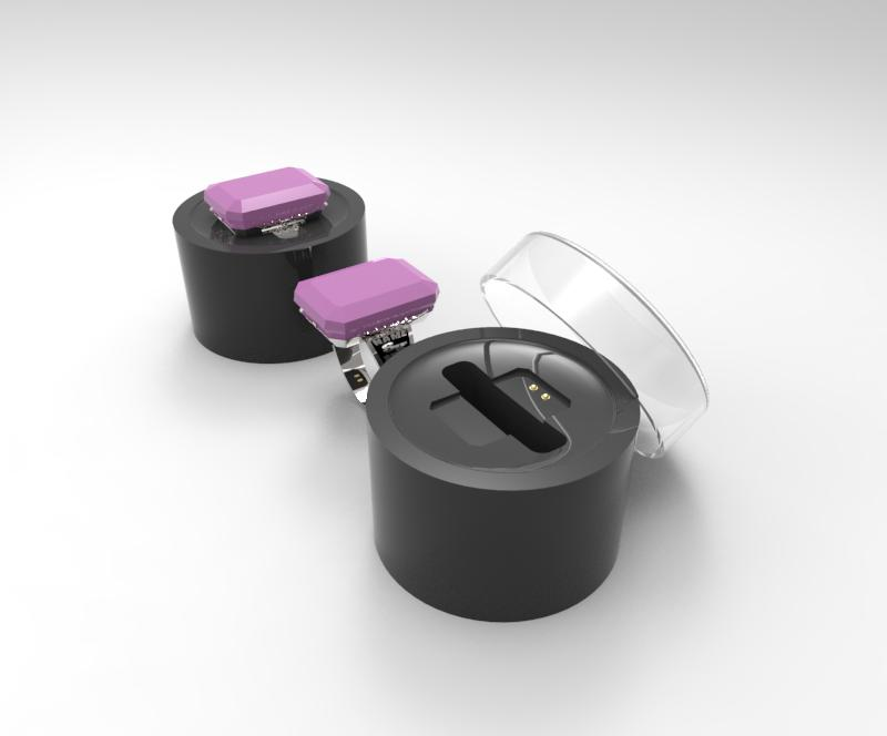 Metagem Smart Jewelry Package Design