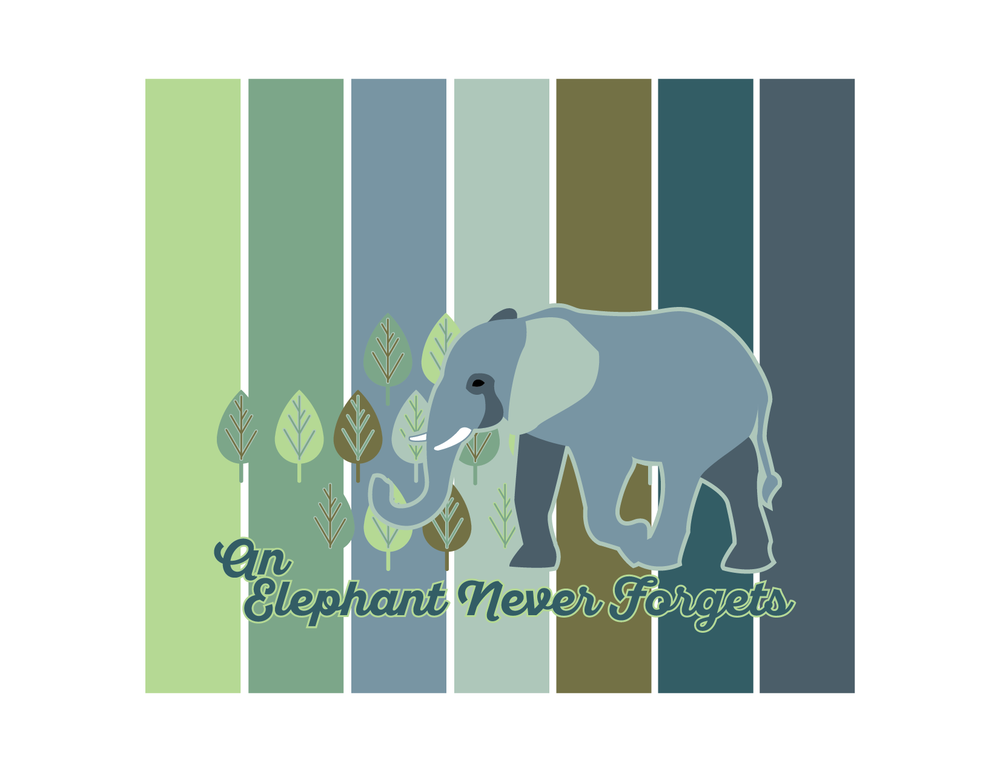 An Elephant Never Forgets