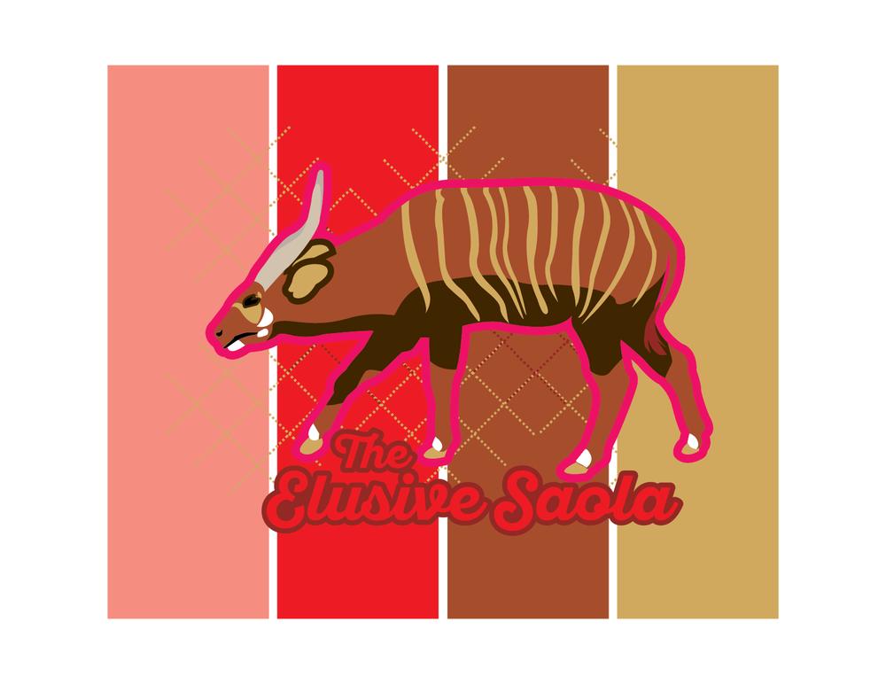The Elusive Saola