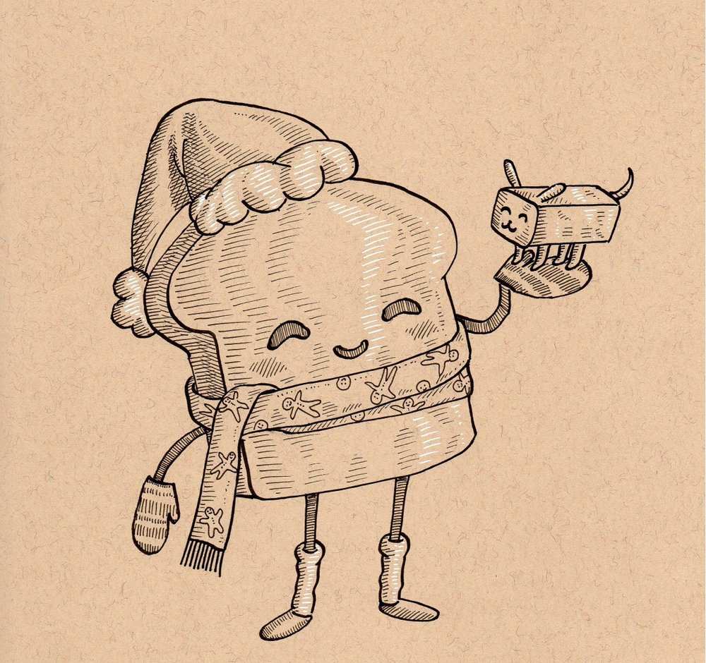 Day 13: Toasty