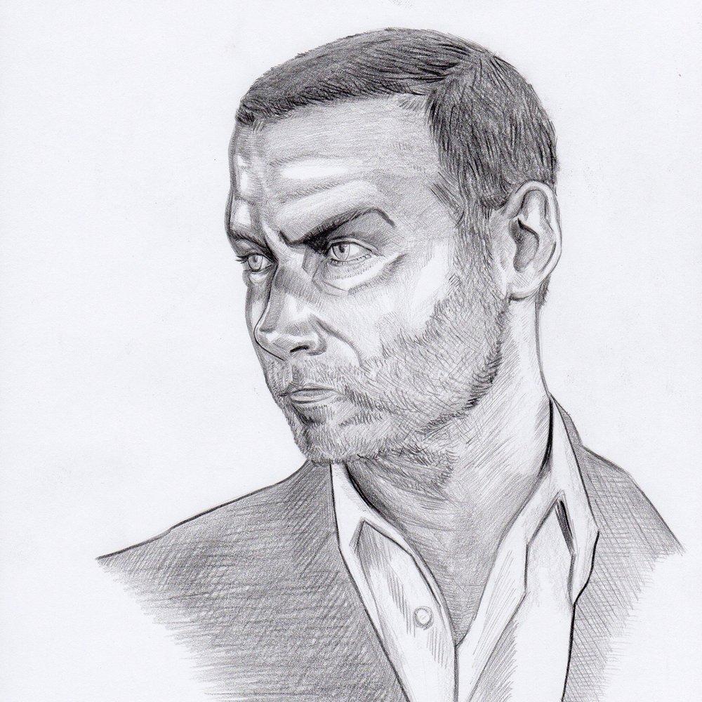 Ray Donovan Portrait