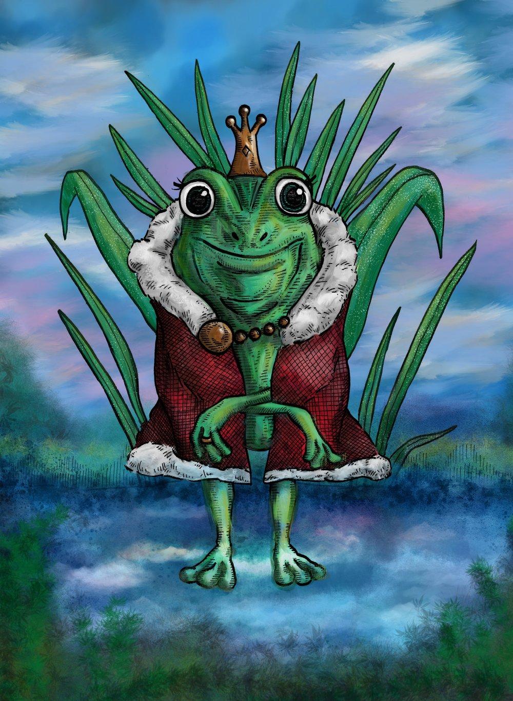 The Frog Queen