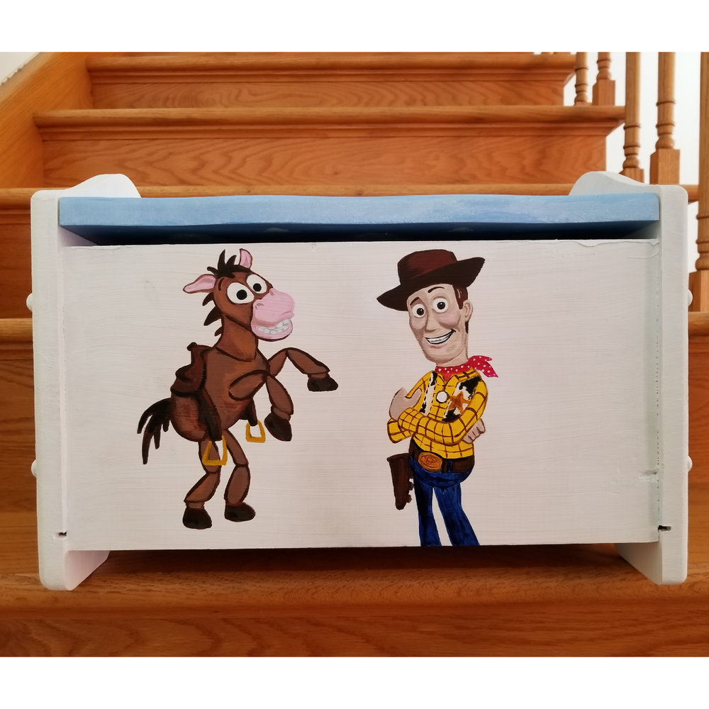 Toy Box (Front)