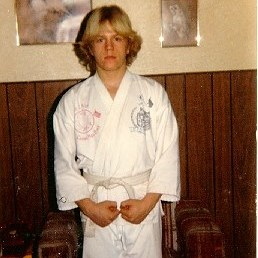 Russell Johnson White Belt 1980