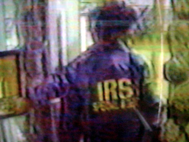 The IRS Raids in 1990