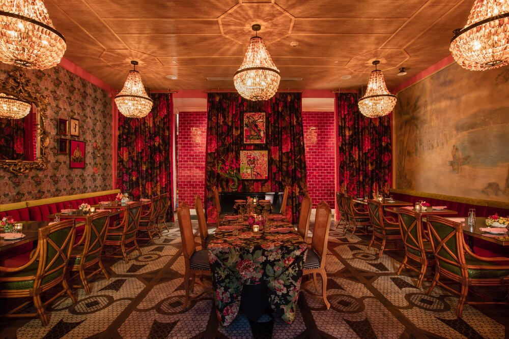 The Jack Room The Rose Room ...
