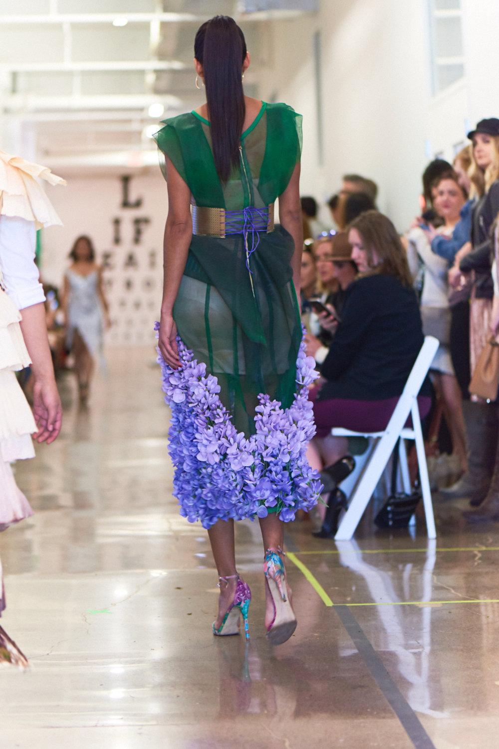 Look 1:Gabriella Kalema