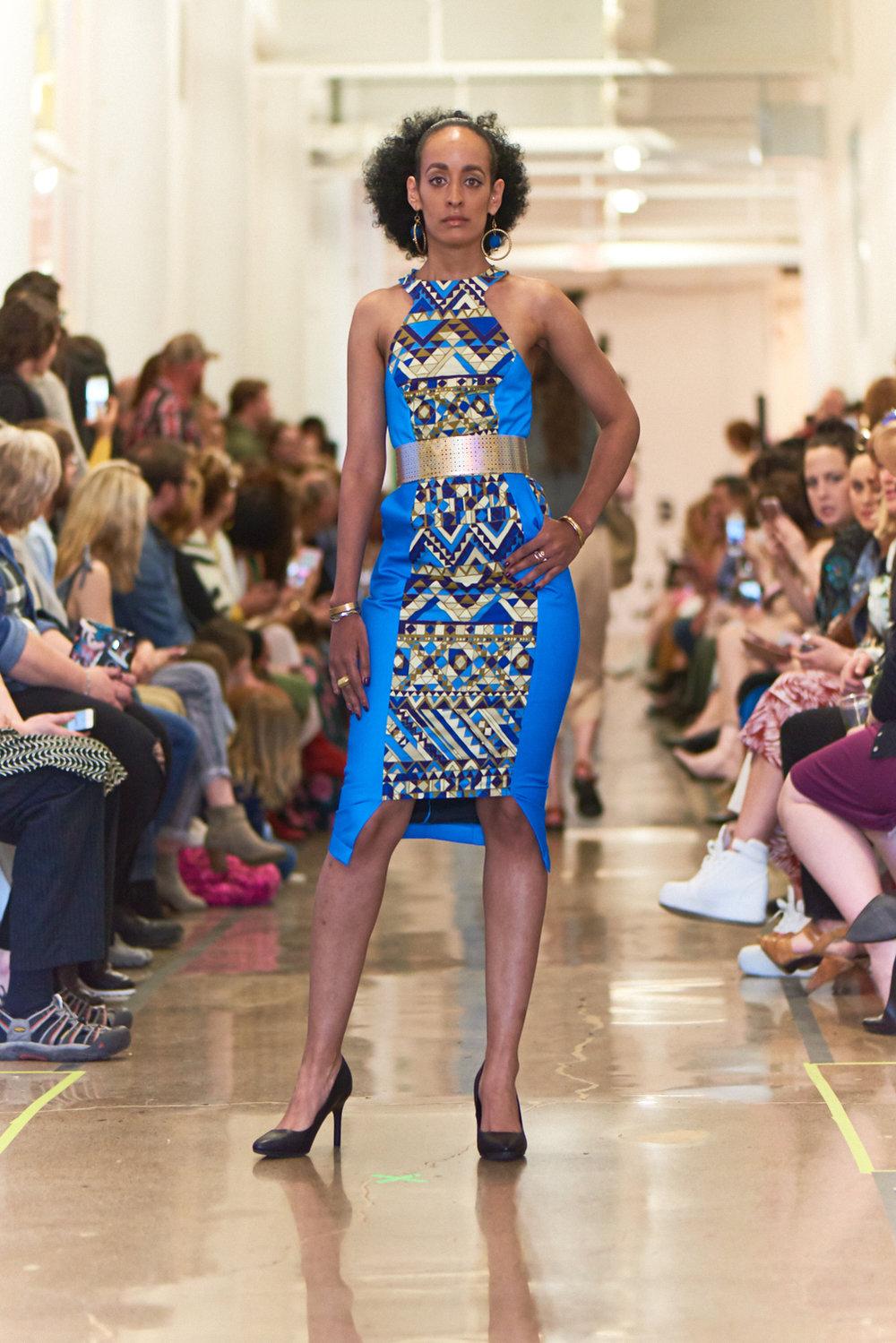 Look 15:Gabriella Kalema