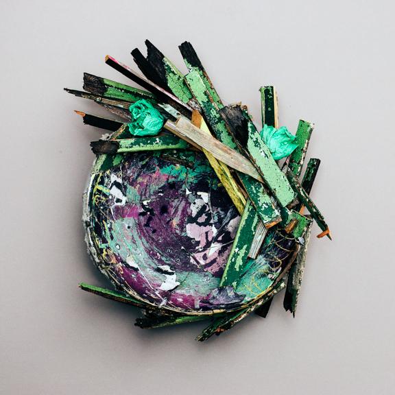Maybe. . .It is a nest - Margo Elsayd - AV 2015