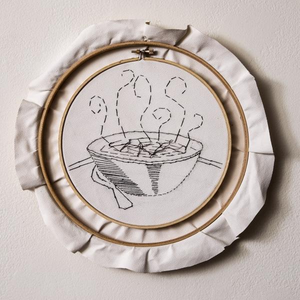Soup and Stitches - Jenny Walton - AV 2017