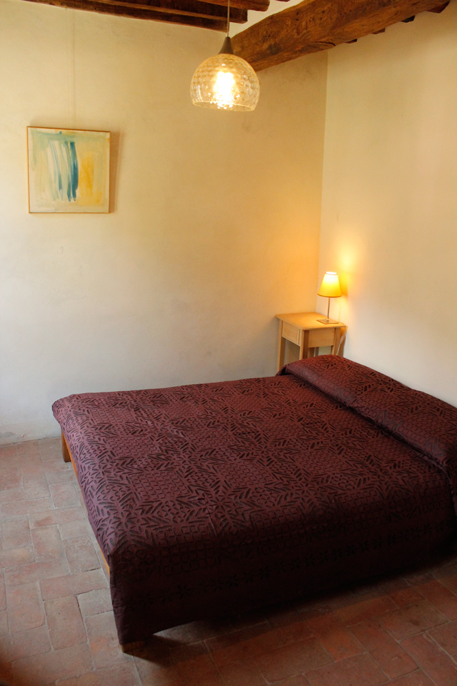 "Almora B&B - Triple Room ""Earth"""