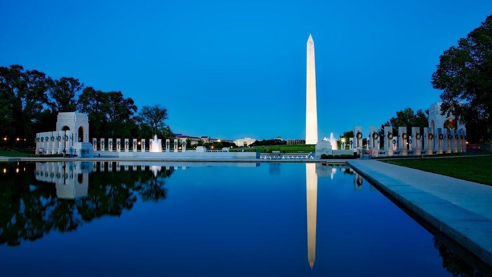 DC + VIRGINIA -