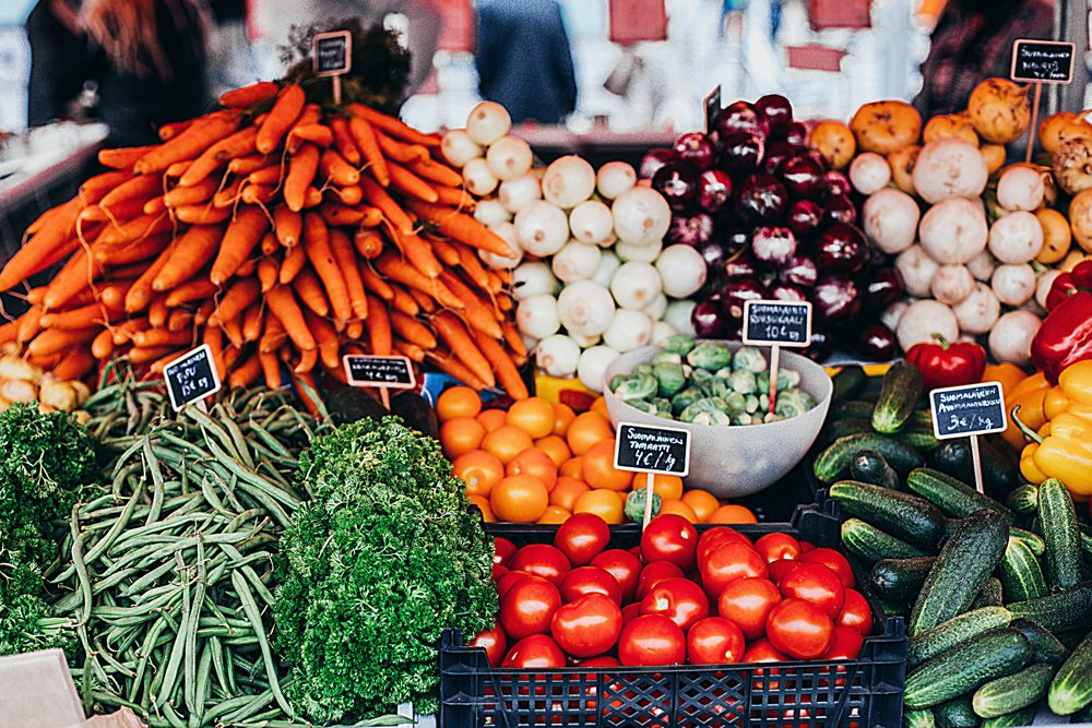 3. Go to a Farmers Market - Spring is the time when many Farmers Markets open back up for the season. Take advantage of the opportunity to enjoy some fresh fruits and veggies while supporting the vendors - many of whom are local farmers and small businesses.