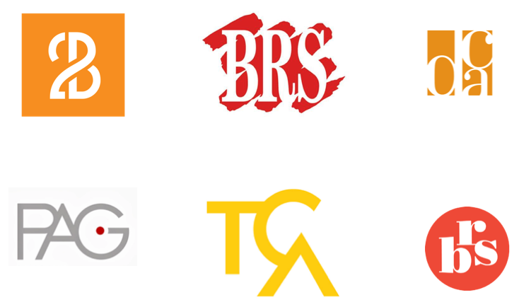 The Alphabet Soup of Architecture Firm Logos
