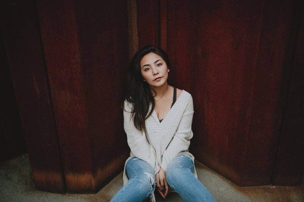 Mayumi Yoshida. Photo by Danaea Li.
