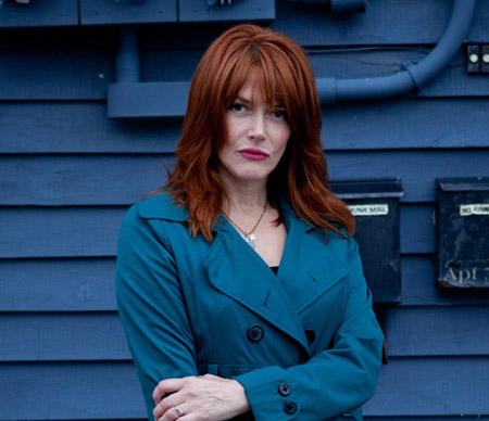 The incomparable Lynda Boyd.