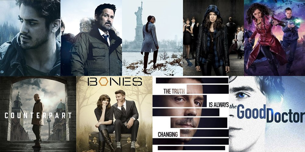 On October 3, writers and showrunners from these shows will join Dennis Heaton at Meet the Showrunners.