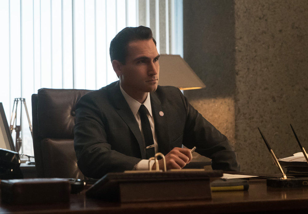 Giles Panton as Billy Turner in  The Man in the High Castle . Contributed photo