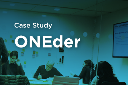 Oneder Case Study Thumbnail