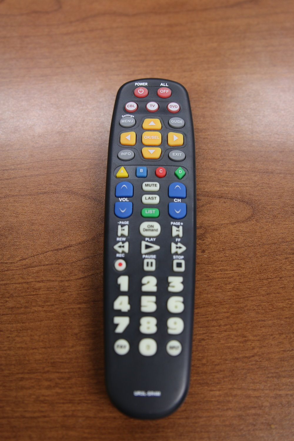 Digital TV DVR Remote