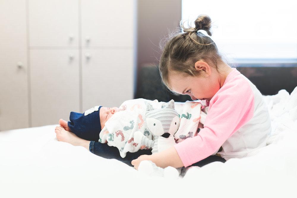 Newborn Photographer, Topeka, KS