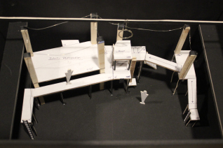 Robinson's set model from above of   Pippin,  2017