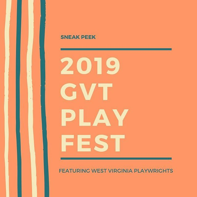 Where can you go and see stories about dragons, families, first dates, West Virginia, and pirates all in one night? The GVT West Virginia Play Fest!! 👉 scroll for a few story synopsis.  Feb. 7-9 at 7:00 pm with a Pay-What-You-Can Preview Night on Feb. 6 at 7:00 pm.  Call the box office at 304-645-3838 or visit www.gvtheatre.org for tickets.  #GVT #gvtheatre #lewisburg #wv #regionaltheatre