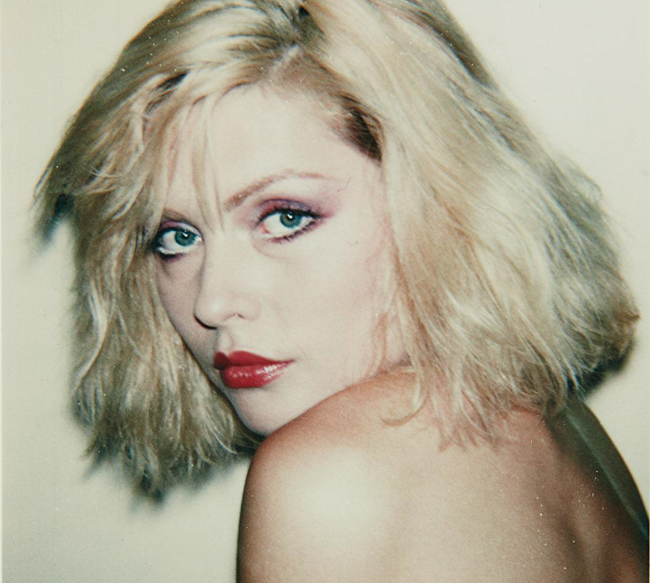 Debbie Harry by Andy Warhol (1980)